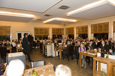 Magic Dinner im Schloss Hart